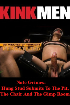 Nate Grimes: Hung Stud Submits To The Pit, The Chair And The Gimp Room