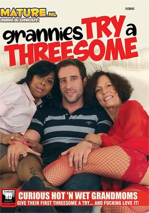 Porn Film Online - Grannies Try a Threesome - Watching Free!