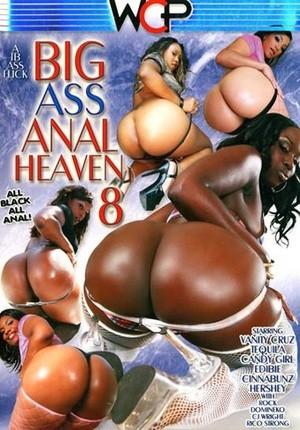 Ebony big butt anal porn