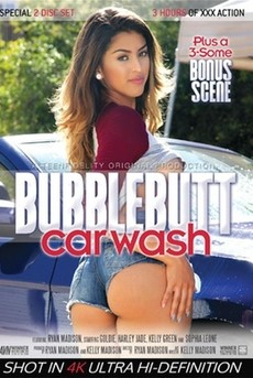 Bubble Butt Car Wash