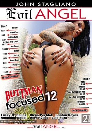 Watch porn online Buttman Focused 12