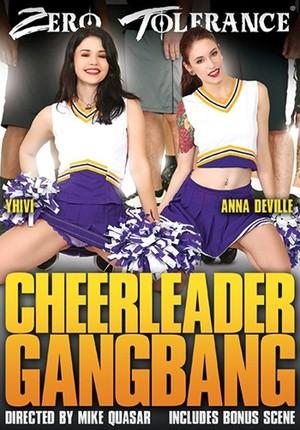 cheerleader Gangbang Porno