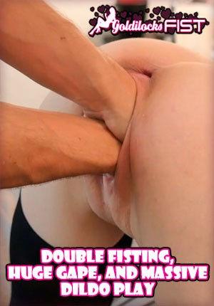 Watch porn online Double Fisting, Huge Gape, And Massive Dildo Play