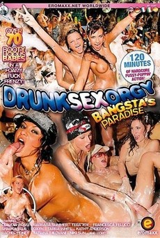 Drunk sex orgy gangsters paradise