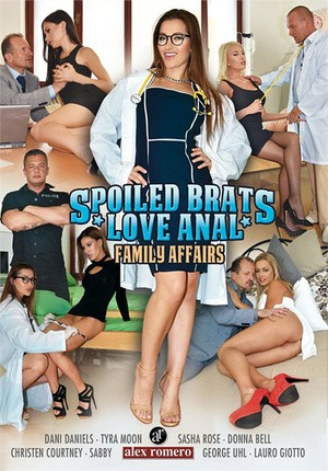 anal family - Watch porn online Family Affairs: Spoiled Brats Love Anal ...