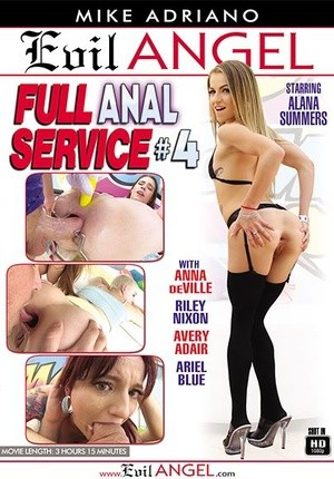 Watch porn online Full Anal Service 4