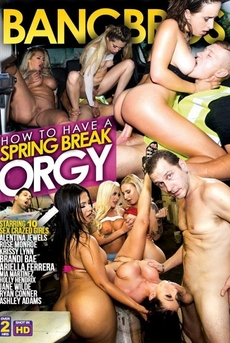 How To Have a Spring Break Orgy