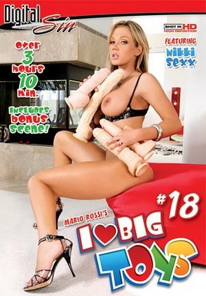 Big toys porn pics