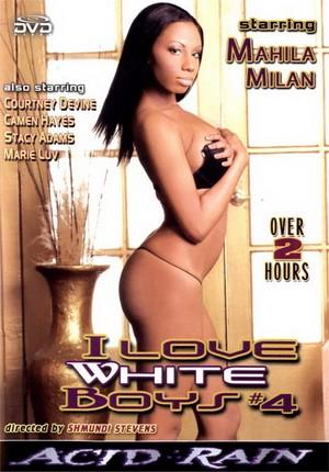 I Love White Boys Porn