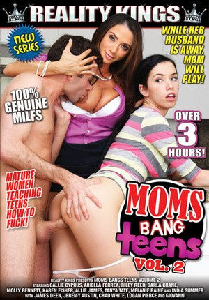 Moms Bang Teens Porn