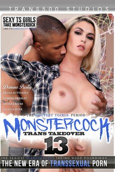 Monstercock Trans Takeover 13