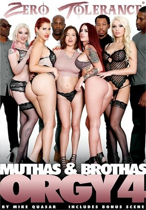 Watch porn online Muthas And Brothas Orgy 4