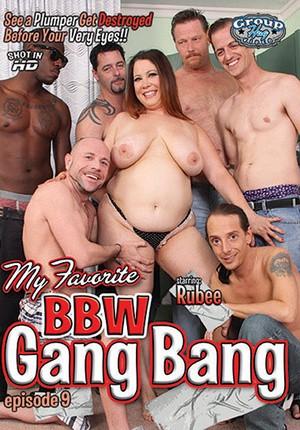 Bbw gang bang porn