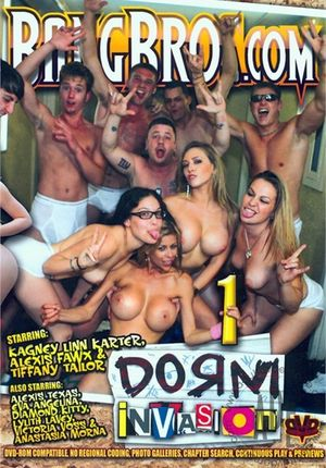 College Students Frat Party