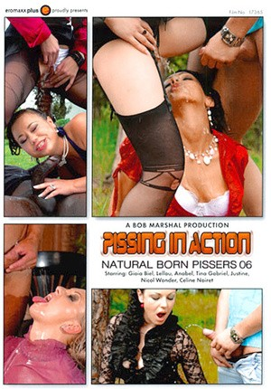 Watch porn online Pissing In Action: Natural Born Pissers 6