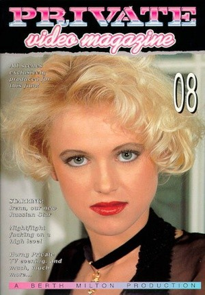 Porn film Private Video Magazine 8