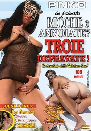 Watch porn online Ricche e Annoiate? Troie Depravate!