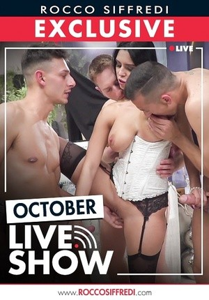Watch porn online Rocco Siffredi Live Shows October
