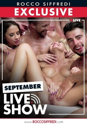 Watch porn online Rocco Siffredi Live Shows September
