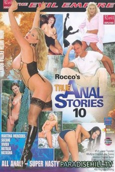 Rocco's True Anal Stories 10
