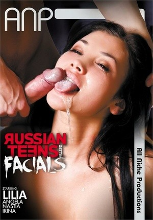 Watch porn online Russian Teens Getting Facials