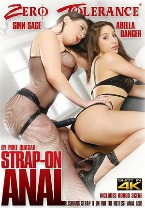 Lesbian strap anal porn