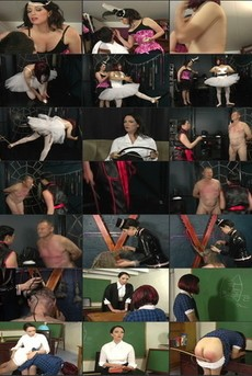 The Domina Files 26: Mistress Servalan