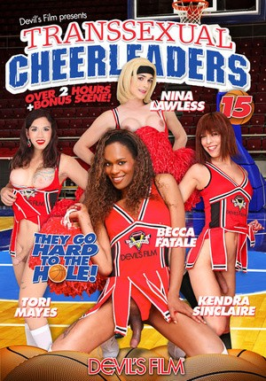 Watch porn online Transsexual Cheerleaders 15