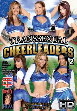 Watch porn online Transsexual Cheerleaders 2