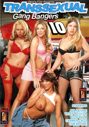 Watch porn online Transsexual Gang Bangers 10