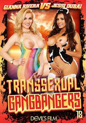 Watch porn online Transsexual Gang Bangers 18