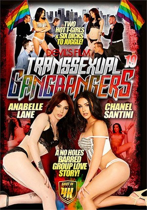Watch porn online Transsexual Gang Bangers 19