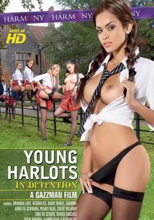 Harmony Young Harlots Anal